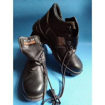 Buty robocze Trzewiki skórzane PPO 42 r