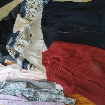 Swetry koszule spodnie 178