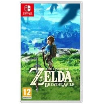 The Legend of Zelda:Breath of the Wild Switch