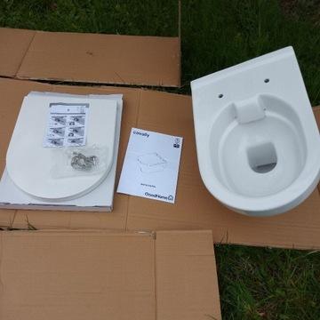 Stelaż podtynkowy Geberit sedes wiszacy muszla wc