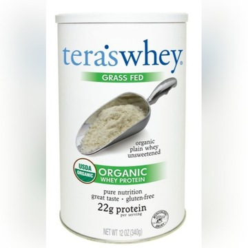 Tera's Whey Grass Protein