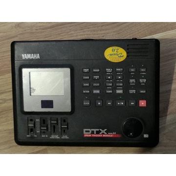 Kultowy moduł perkusyjny YAMAHA DTX version 2.0