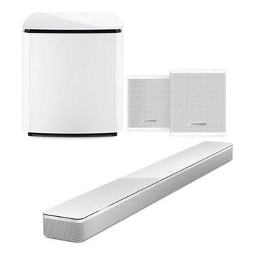 BOSE 700 white: soundbar, subwoofer, satelity