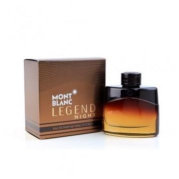 MONT BLANC LEGEND NIGHT 50ml Woda Perfumowana