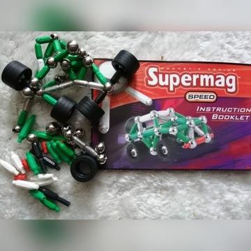 Klocki magnetyczne Supermag
