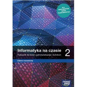 informatyka na czasie 2 zakres rozsze Nowa Era PDF