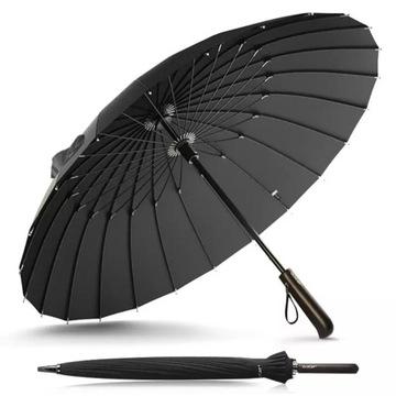 Luksusowy Biznesowy parasol męski 100 cm