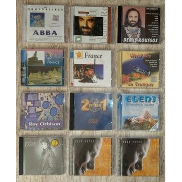Płyty CD MIX różne