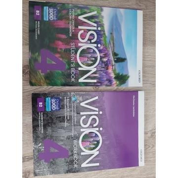 Nowy !!Vision 4 podręcznik i ćwiczenia