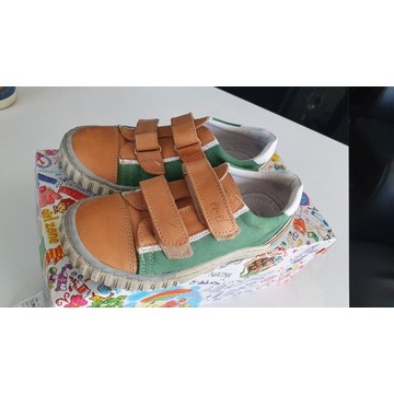 Prawie NOWE buty skórzane EMEL - śliczne r.27