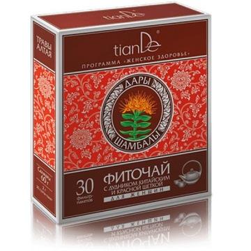 Ziołowa Herbata Z Różeńcem i Dzięglem Chińskim !