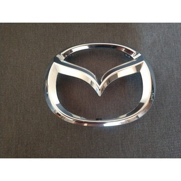 Znaczek logo grila orgi. Mazda Cx3