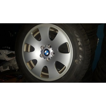 """FELGI Z OPONAMI BMW 7 E65 E66 17"""" 6765144"""