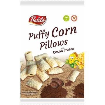 Poduszki kukurydziane z kremowym kakaowym 24 x 70g