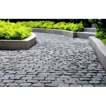 Kostka bazalt granit 10x10 starobruk/Piotrków Tryb