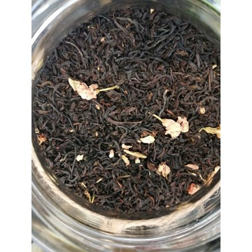 Herbata czarna Earl Grey Jaśminowy 100g