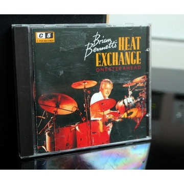 Brian Bennet's Heat Exchange / One Steps Ahead CD