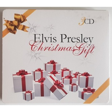Elvis Presley - Christmas Gift (3CD) + etui