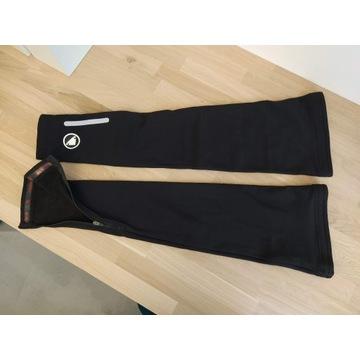 Nogawki termoaktywne Endura na rower (rozmiar S)