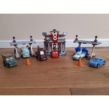 Lego 8487 Zygzak McQueen - Kafejka u Loli