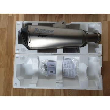 Sportowy tłumik Akrapovic HP do BMW R1200R i R1200