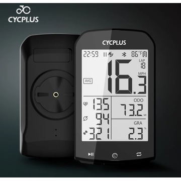 CYCPLUS M1 licznik rowerowy GPS