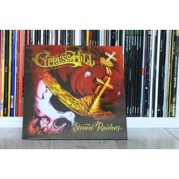 CYPRESS HILL 'stoned raiders' 2LP music on vinyl
