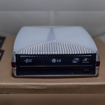 Napęd nagrywarka CD/DVD - LightScribe - USB