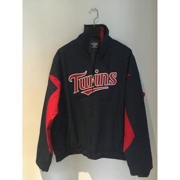 Oryginalna kurtka Minnesota Twins Majestic
