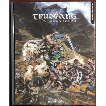 Trudvang Chronicles - Player's Handbook RPG - nowy