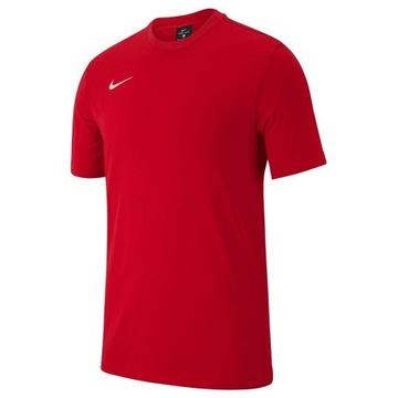 Koszulka Nike Club 19 (L) czerwona | Nowa