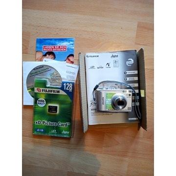 Aparat Fujifilm 6.3 MegaPixels uszkodzony od 1zł!!