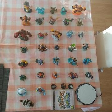 gra skylanders z 36 figurkami