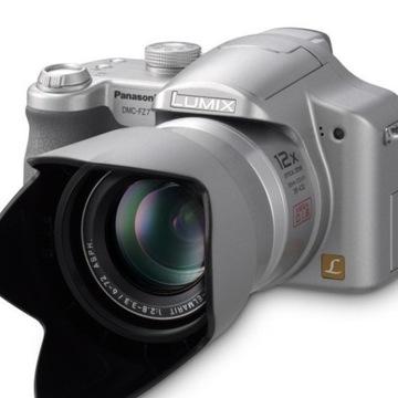 Panasonic Lumix DMC-FZ7 + dodatki