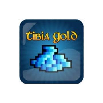 Tibia GUNZODUS.NET 100KK 10000CC Tibia CC