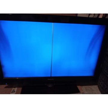"""Telewizor LCD 42"""" 42PFL5522D/12 - niesprawny"""