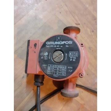Pompa CO Grundfos UPS 25-40