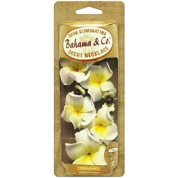 Komplet 4 zapachów samochodowych Bahama&Co.
