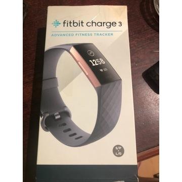 Fitbit charge3 zegarek opaska sportowa