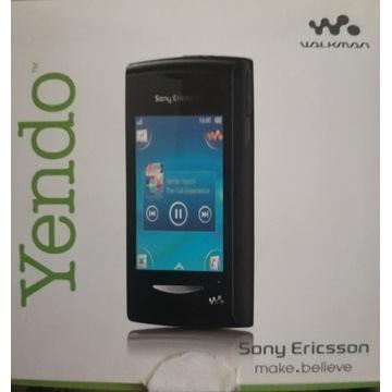 Sony Ericsson Yendo w150i + Walkman - NOWY telefon