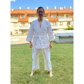 Judoga Adidas 170 500g/m2 - bluza, spodnie i pas