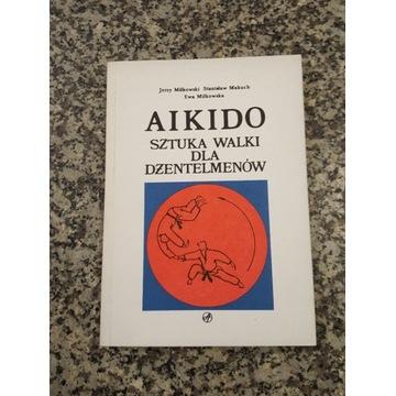 Aikido sztuka walki dla dżentelmenów