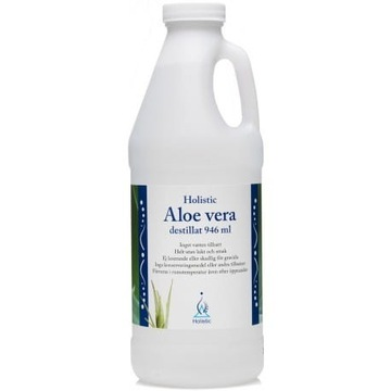 Holistic Aloe vera 100% BIO suplement organiczny