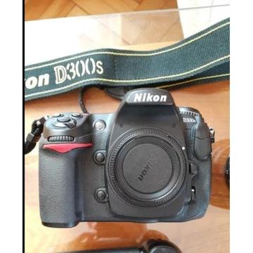 Nikon D300s + Tamron 17-50mm f2.8 + dod. (29tys.)