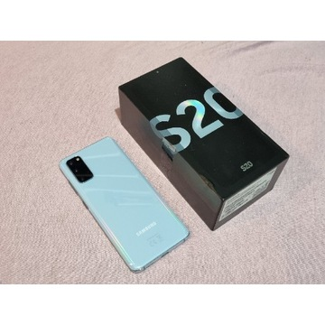 Samsung s20 bez blokad operatora bardzo dobry stan