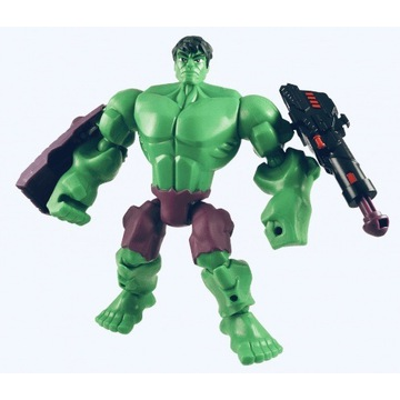 Hasbro Marvel Hulk figurka wyrzutnia