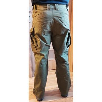 Helikon tex Wojskowe spodnie militarne zielone