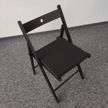 Krzesło rozkładane z poduszką