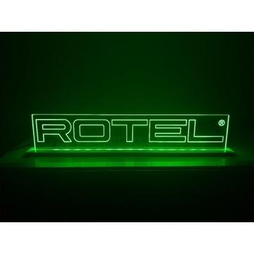 Lampka led logo ROTEL