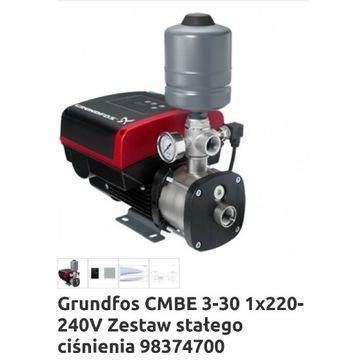 Grundfos pompa stałego ciśnienia